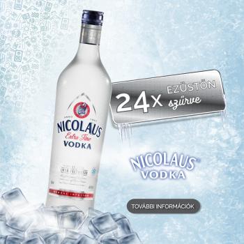 Nicolaus Extra Fine vodka